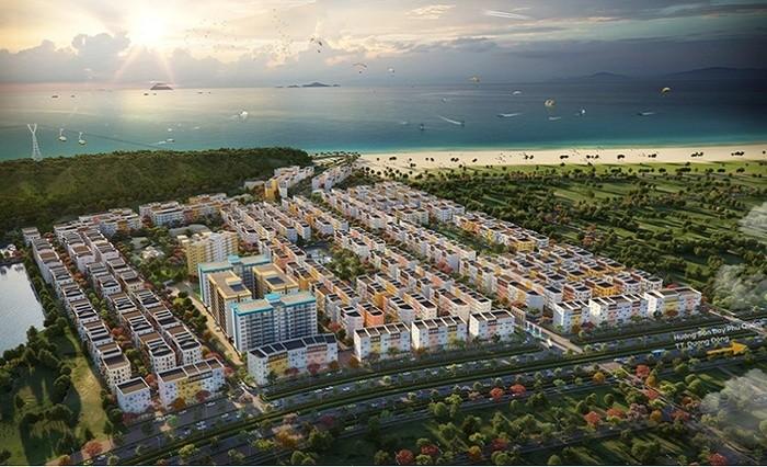 Phân khu du lịch Quảng Vinh Nam Sầm Sơn riêng tư, đậm chất Resort nghỉ dưỡng