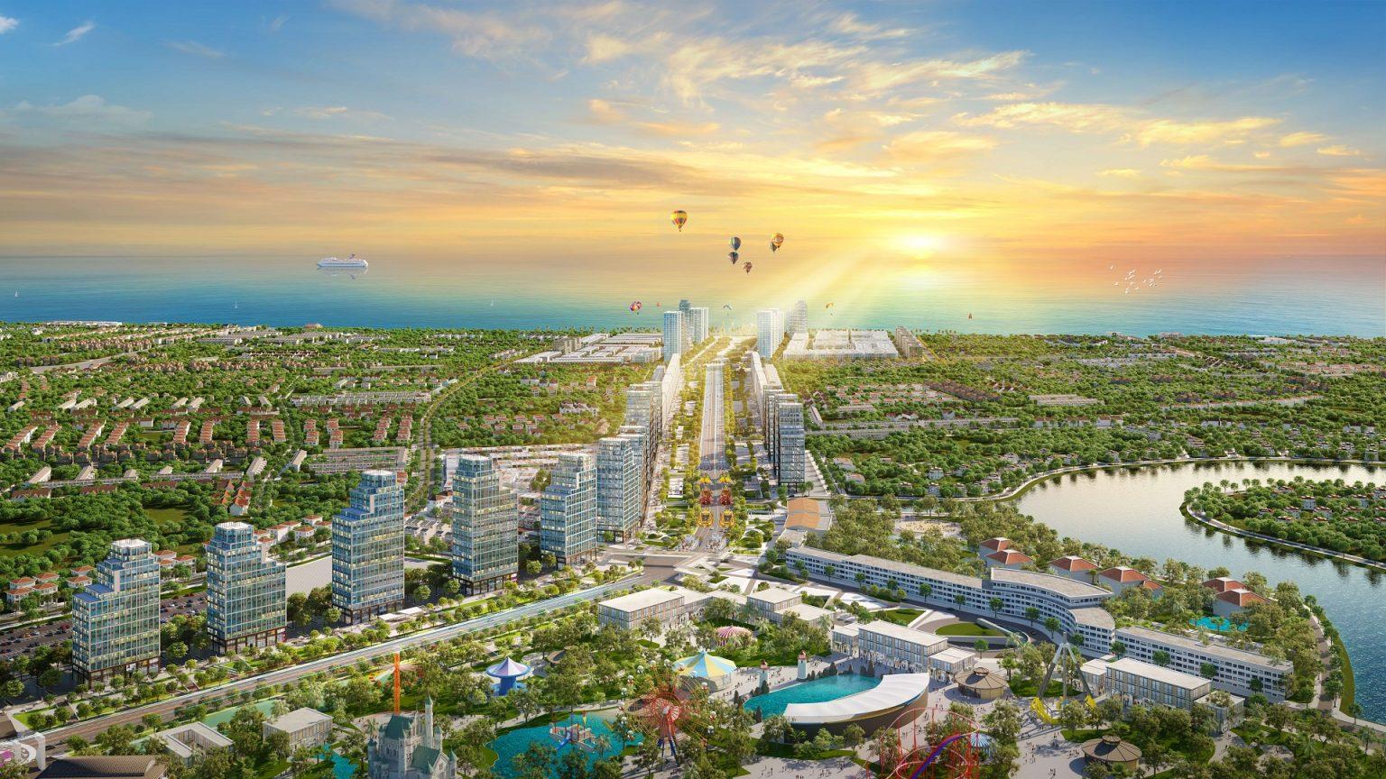 Sungroup Sầm Sơn -Sun Grand Boulevard Thanh hóa 】: Trang Tin Chính Thức  -Thông tin giá bán nhà phố shophouse Biệt thự